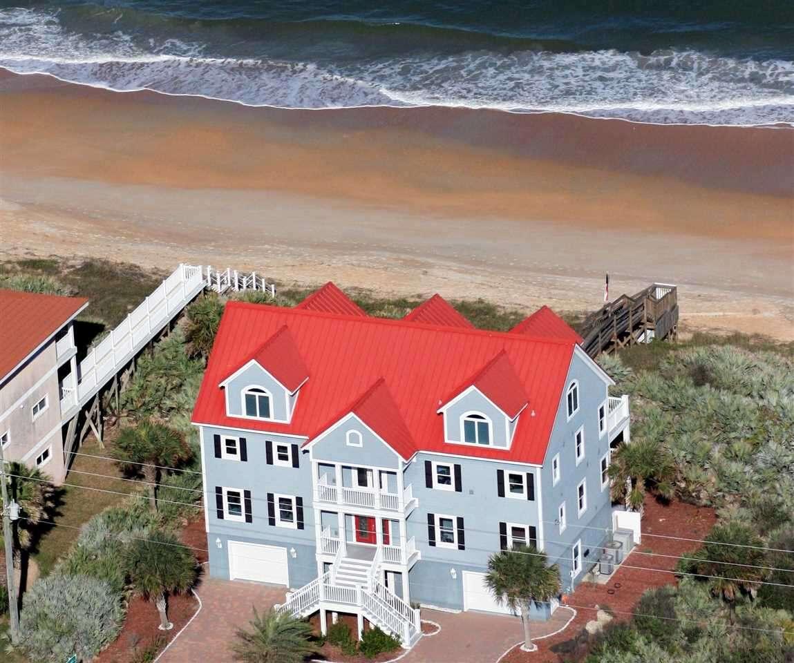 Single Family for Sale at 2991 N Oceanshore Blvd Flagler Beach, Florida 32136 United States