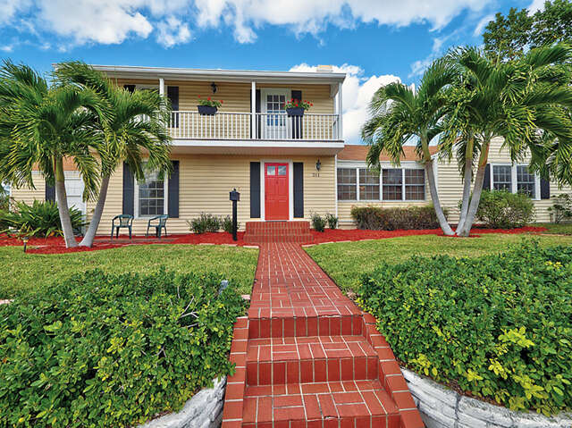 Single Family for Sale at 311 Colonial Road West Palm Beach, Florida 33405 United States