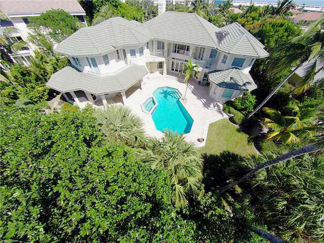 Single Family for Sale at 2216 NE Rosewalk Terrace Hutchinson Island, Florida 34949 United States