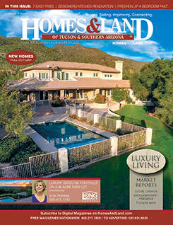 HOMES & LAND Magazine Cover. Vol. 19, Issue 04, Page 3.