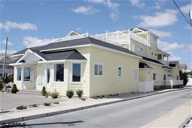Single Family for Sale at 3913 Ocean Ave Brigantine, New Jersey 08203 United States