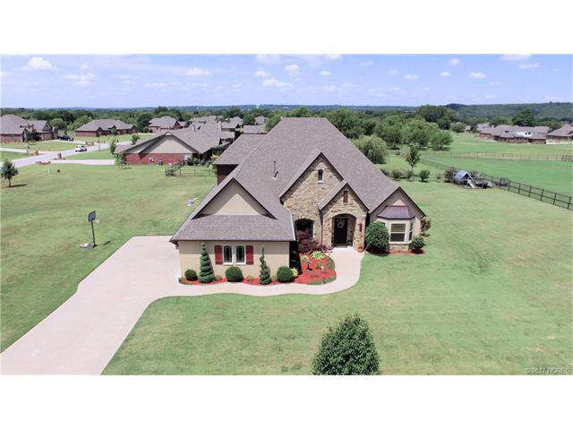 Real Estate for Sale, ListingId:46084267, location: 5918 S 130th West Avenue Sand Springs 74063