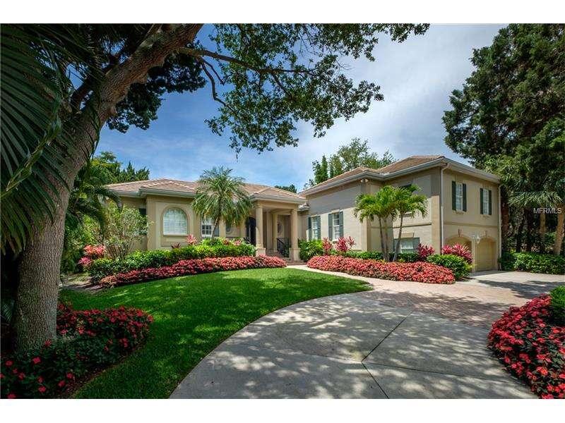 Single Family for Sale at 3231 Bayou Sound Longboat Key, Florida 34228 United States