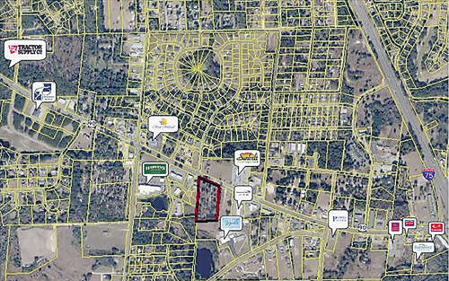 Land for Sale at Tbd W Us Hwy 90 Lake City, Florida 32055 United States
