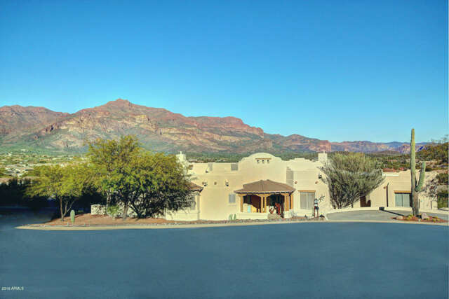 Single Family for Sale at 9779 E Treasure Place Gold Canyon, Arizona 85118 United States