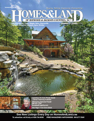 HOMES & LAND Magazine Cover. Vol. 41, Issue 01, Page 46.