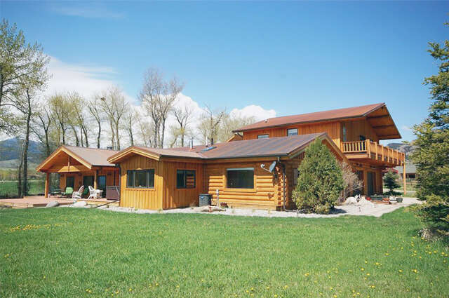Single Family for Sale at 670 N. Meadow Creek Rd. McAllister, Montana 59740 United States