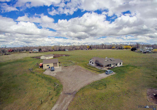 Single Family for Sale at 2935 Baker Creeks Manhattan, Montana 59741 United States