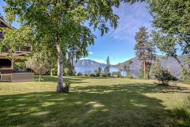 Single Family for Sale at 114 Fort George Road Bayview, Idaho 83803 United States