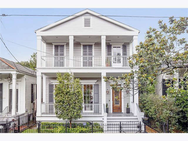 Single Family for Sale at 1125 Delachaise St New Orleans, Louisiana 70115 United States