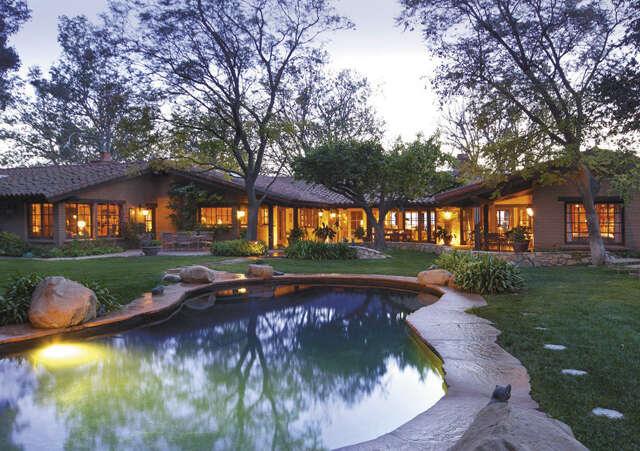 Single Family for Sale at 10900 Creek Road Ojai, California 93023 United States