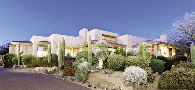 Single Family for Sale at 11132 E Mariola Way Scottsdale, Arizona 85262 United States