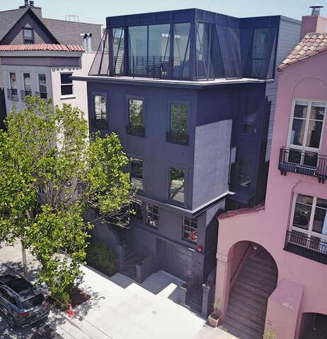 Condominium for Sale at 132-136 Presidio Ave San Francisco, California 94115 United States