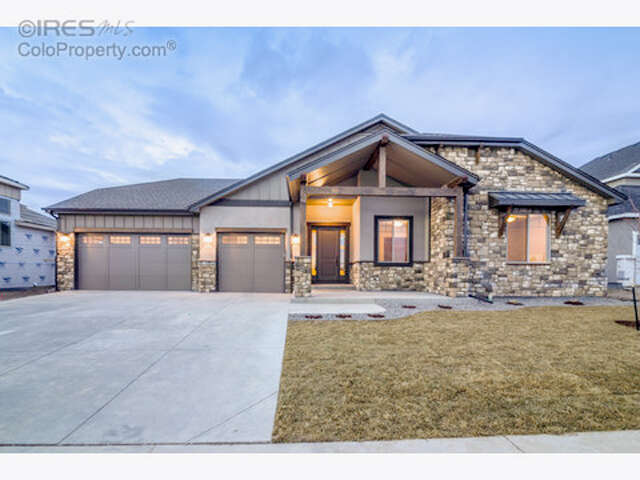 Single Family for Sale at 7970 Cherry Blossom Dr Windsor, Colorado 80550 United States