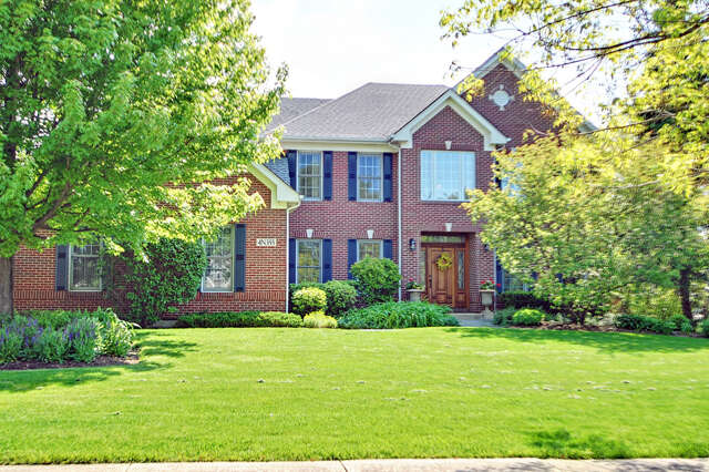 Home Listing at 4N355 Fox Mill Boulevard, ST CHARLES, IL