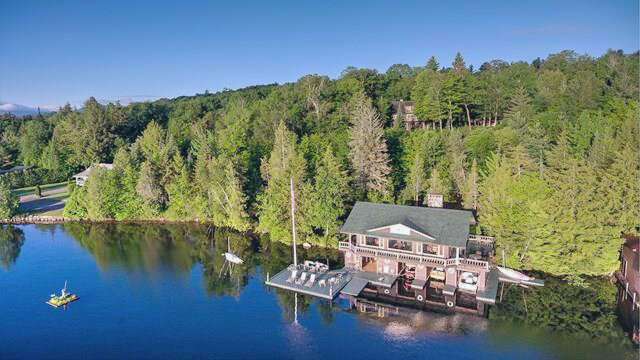Single Family for Sale at 128 Lodge Way Lake Placid, New York 12946 United States