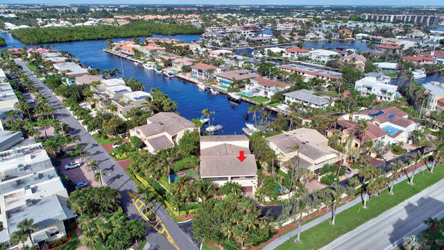 Single Family for Sale at 1119 Russell Drive Highland Beach, Florida 33487 United States
