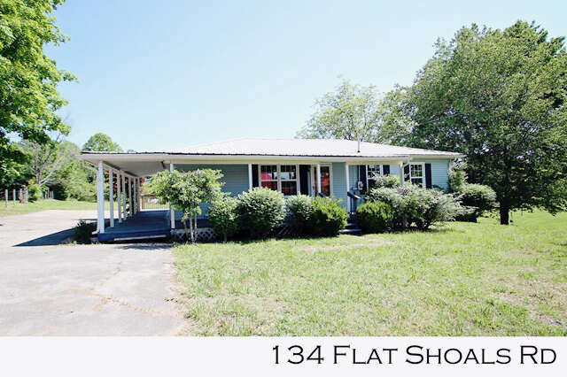 Real Estate for Sale, ListingId:45391924, location: 134 FLAT SHOALS ROAD Rock Island 38581