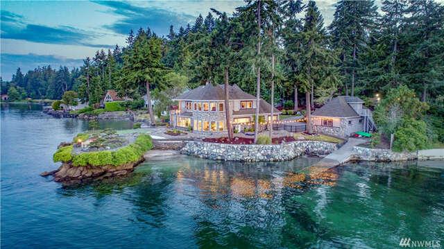 Single Family for Sale at 5275 Watauga Beach Dr E Port Orchard, Washington 98366 United States