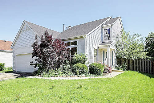 Home Listing at 518 Larkspur Drive, BOLINGBROOK, IL