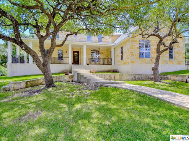 Single Family for Sale at 1083 Flightline Spring Branch, Texas 78070 United States