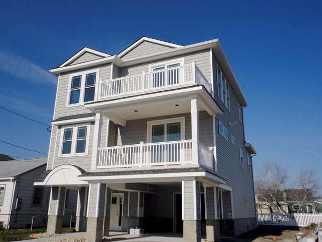 Single Family for Sale at 209 N 5th Street Brigantine, New Jersey 08203 United States