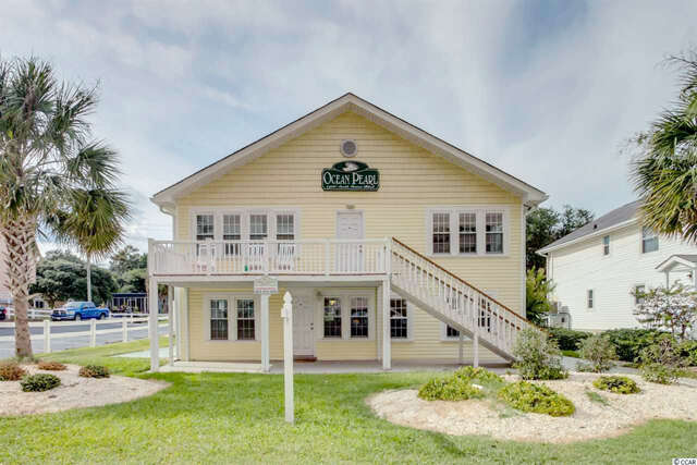 Single Family for Sale at 1906 S Ocean Blvd North Myrtle Beach, South Carolina 29582 United States