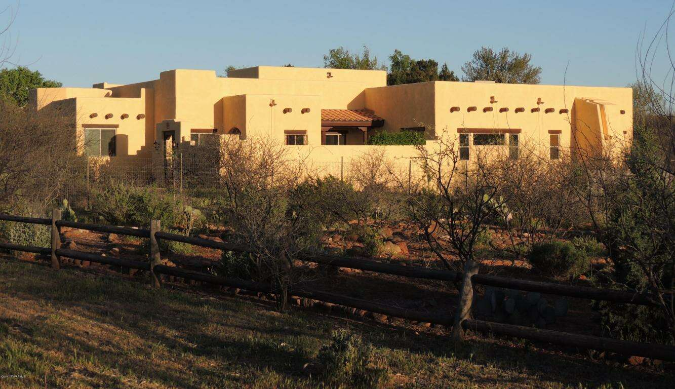 Single Family for Sale at 10655 E Willow Drive Cornville, Arizona 86325 United States