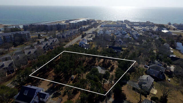 Land for Sale at 50 Belmont Road West Harwich, Massachusetts 02671 United States