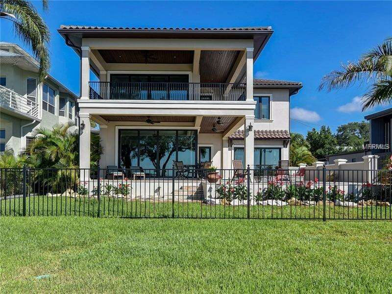 Single Family for Sale at 815 N Bayshore Drive Safety Harbor, Florida 34695 United States