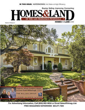 HOMES & LAND Magazine Cover. Vol. 39, Issue 02, Page 5.