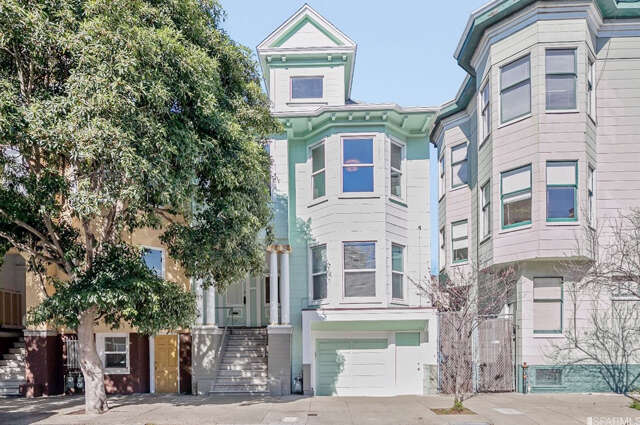 Condominium for Sale at 426-428 Hugo St San Francisco, California 94122 United States