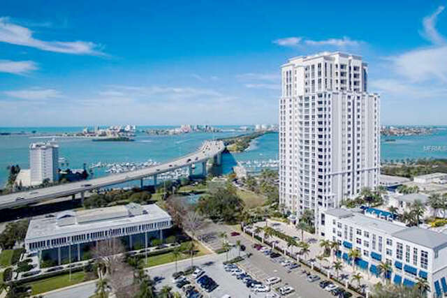 Condominium for Sale at 331 Cleveland St Unit 1603 Clearwater, Florida 33755 United States