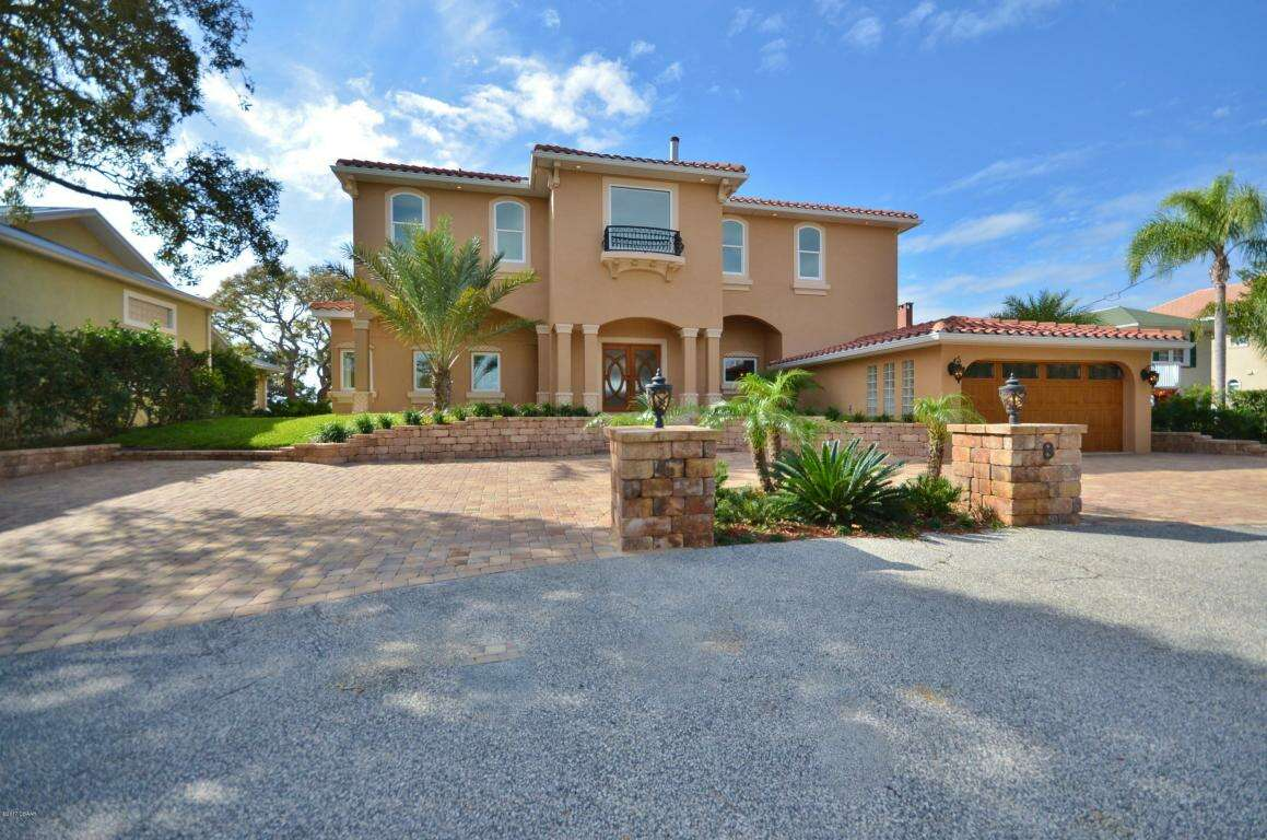 Single Family for Sale at 8 Sunset Terrace Daytona Beach, Florida 32118 United States