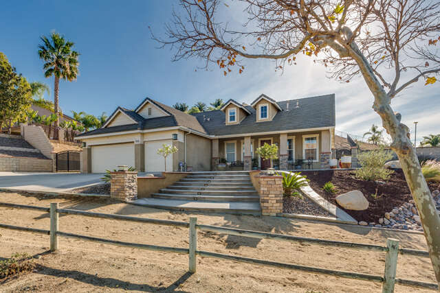 Single Family for Sale at 1572 El Paso Drive Norco, California 92860 United States