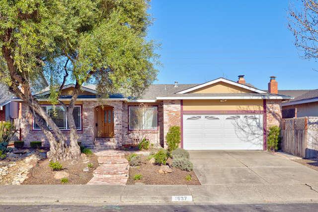 Single Family for Sale at 1637 E Madison Street Petaluma, California 94954 United States