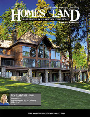 HOMES & LAND Magazine Cover. Vol. 33, Issue 03, Page 23.
