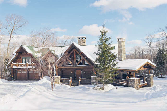 Single Family for Sale at 4 Morning Star Drive Ludlow, Vermont 05149 United States