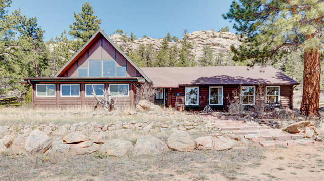 Single Family for Sale at 106 Elk Valley Red Feather Lakes, Colorado 80545 United States