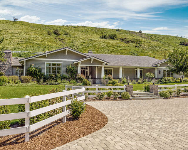 Single Family for Sale at 5206 Scott Robertson Road Hidden Hills, California 91302 United States