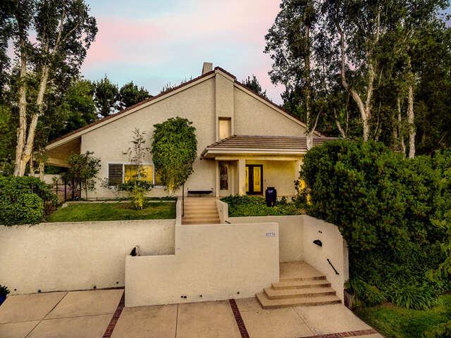 Single Family for Sale at 23736 Park Antigua Calabasas, California 91302 United States