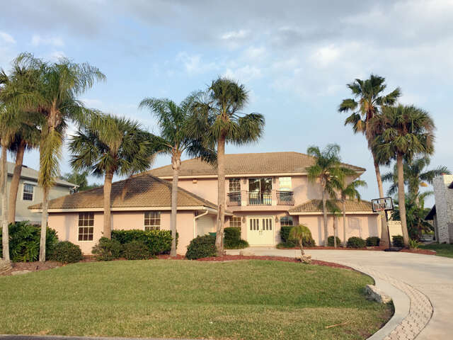 Single Family for Sale at 643 Loggerhead Island Drive Satellite Beach, Florida 32937 United States