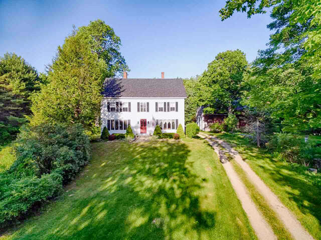 Single Family for Sale at 14 Mountain Road Sandwich, New Hampshire 03227 United States