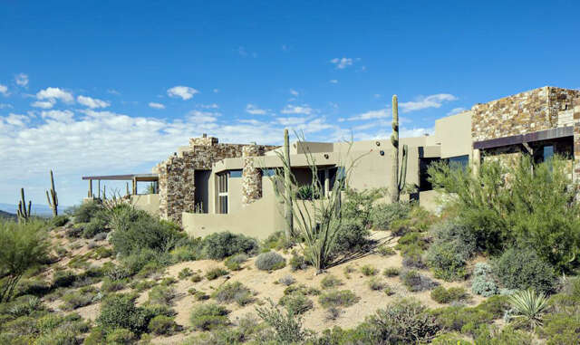 Single Family for Sale at 9977 E Sterling Ridge Rd Scottsdale, Arizona 85262 United States