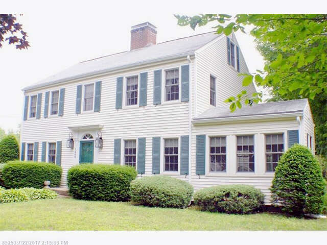 Single Family for Sale at 1645 Post Rd Wells, Maine 04090 United States