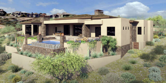 Single Family for Sale at 9724 N Palisades Boulevard Fountain Hills, Arizona 85268 United States