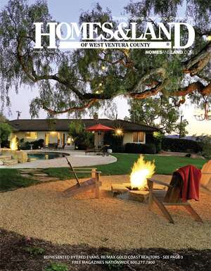 HOMES & LAND Magazine Cover. Vol. 36, Issue 13, Page 2.
