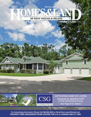 Homes & Land of West Volusia & Deland