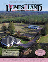 HOMES & LAND Magazine Cover. Vol. 35, Issue 13, Page 17.