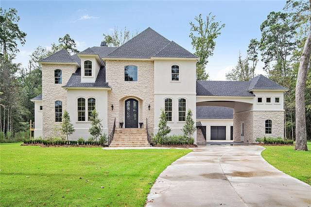 Single Family for Sale at 127 Tranquility Drive Mandeville, Louisiana 70471 United States